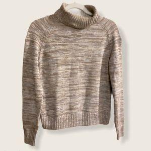Jeanne Pierre Knit Turtle Neck Sweater